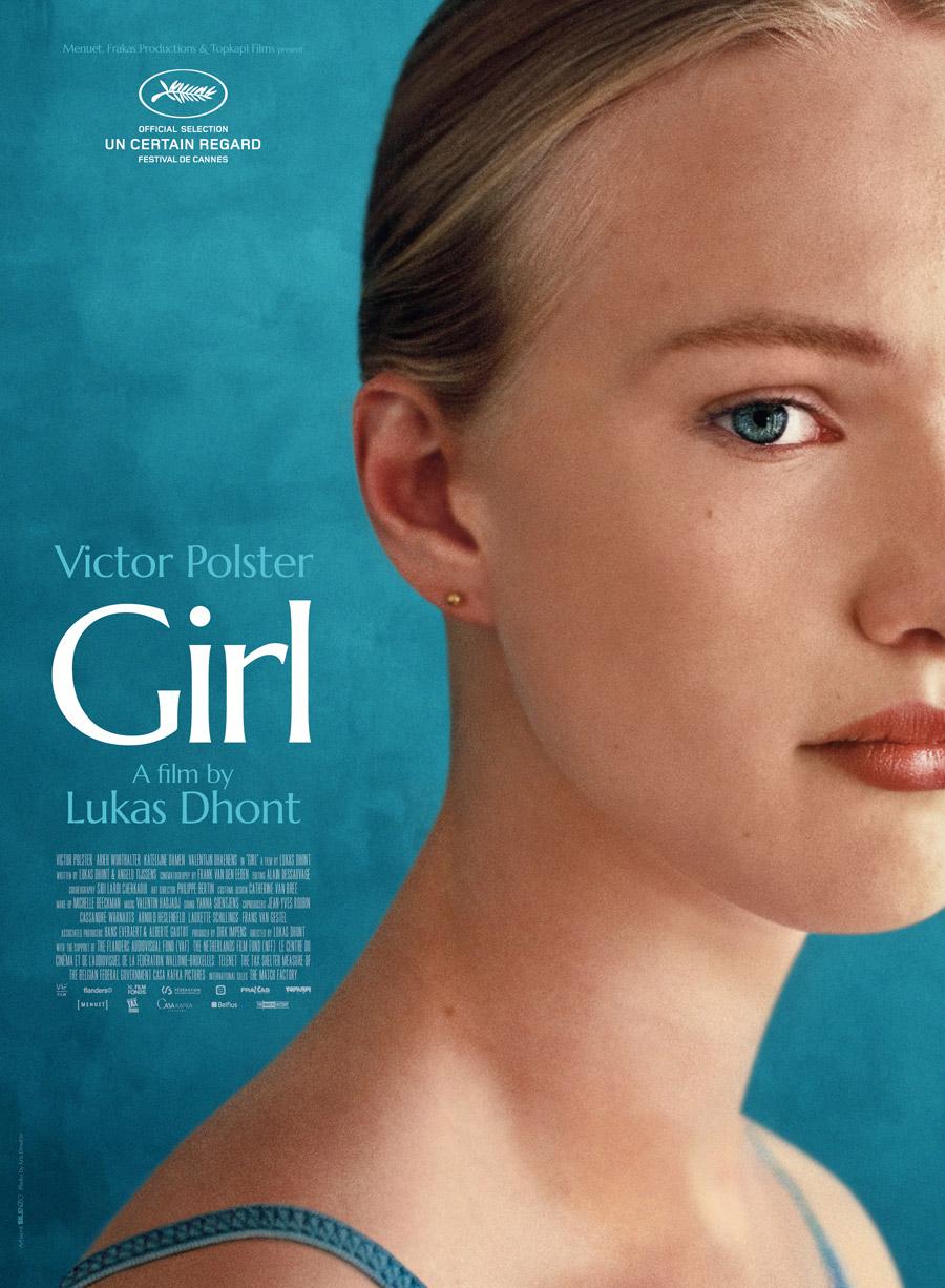 Girl en el 18 DZM 2019